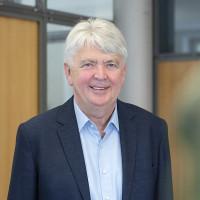 Portrait von Bürgermeister Siegfried Scheffold