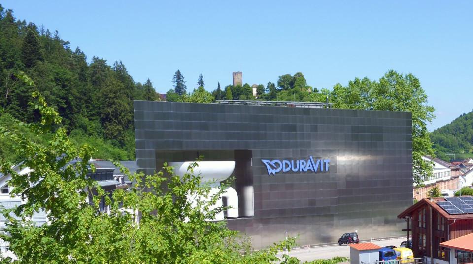 Außenansicht Duravit Design Center