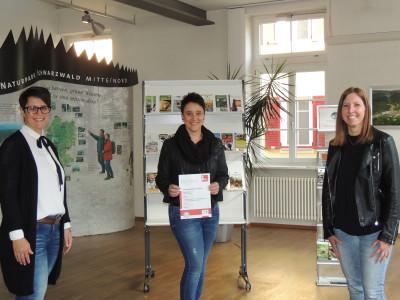 Das Team der Tourist-Information
